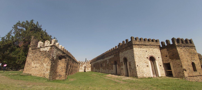 chateau Gondar