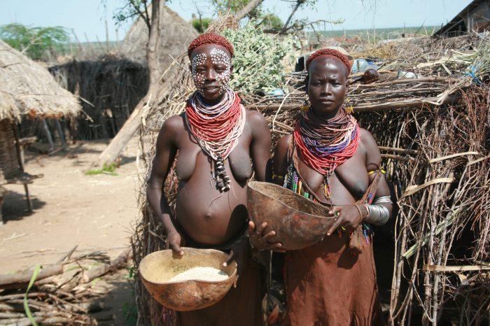 Rencontres dans la vallée de l'Omo, Ethiopie