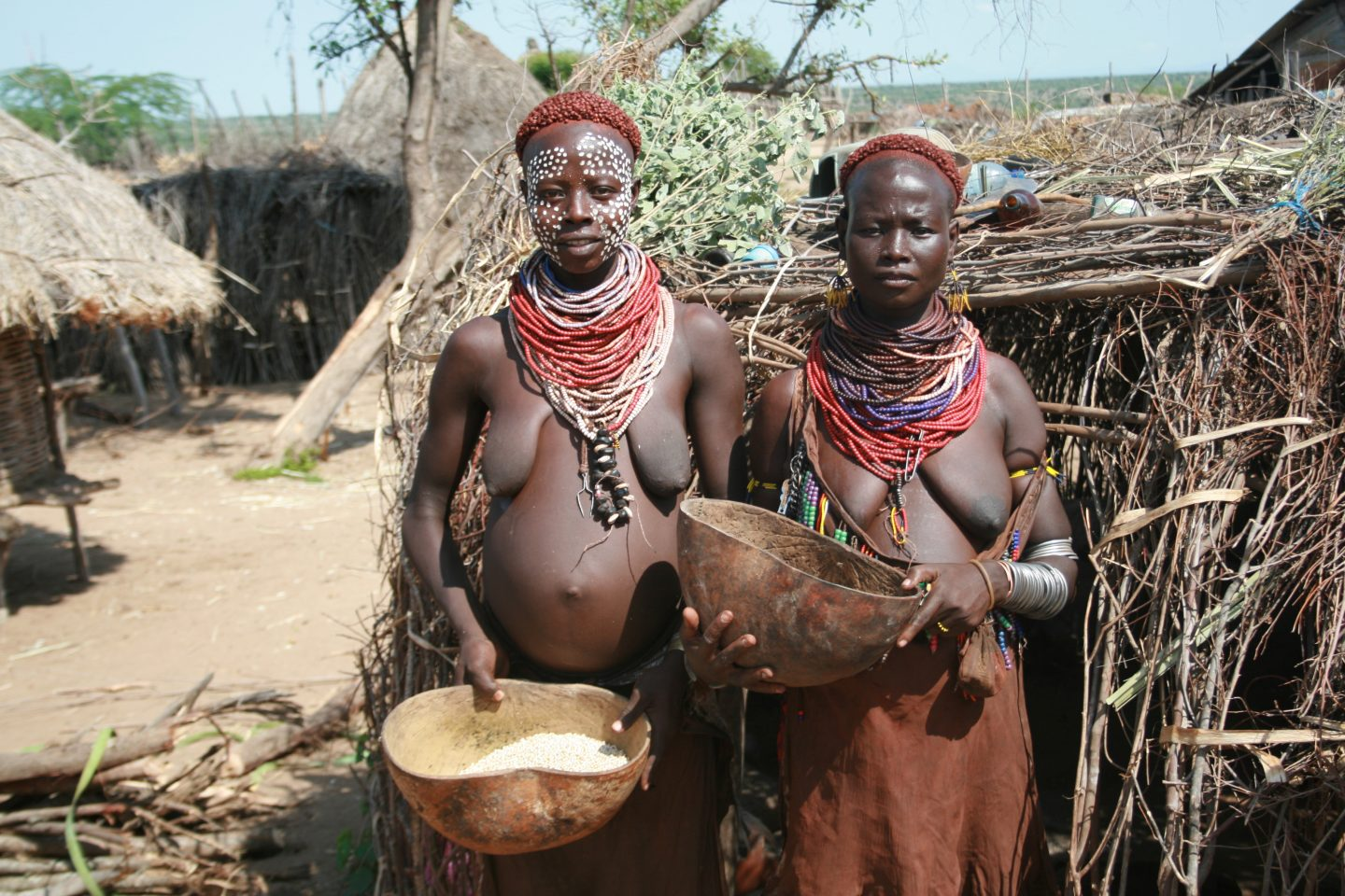 Konso tribes-Omo Valley