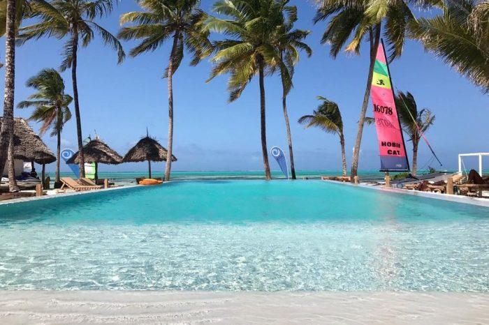 Magique Zanzibar, les pieds dans l'eau…