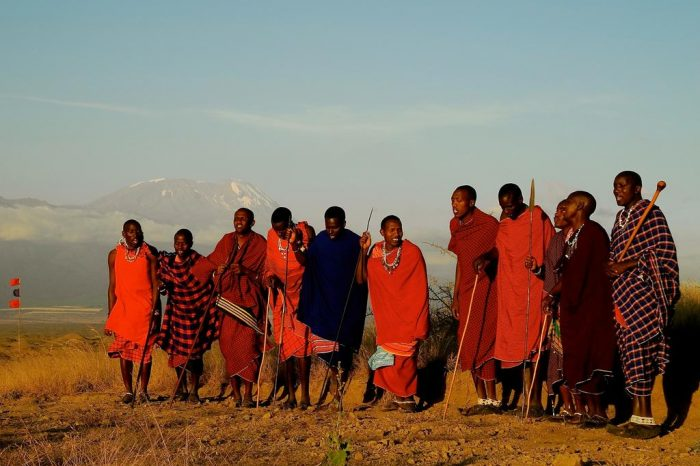 Immersion massai au Kilimandjaro, version charme