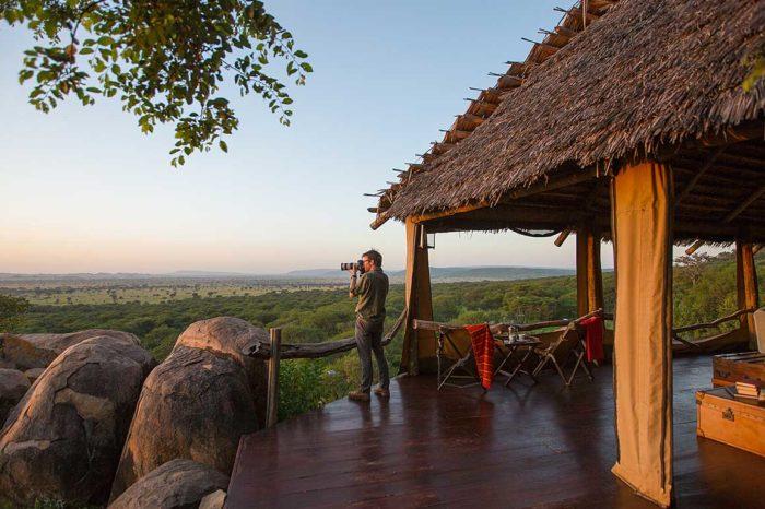 La Tanzanie vue du Ciel…en lodges 5*