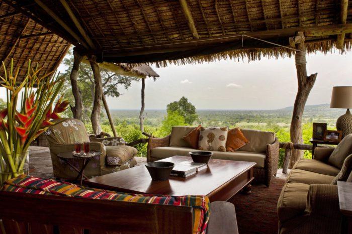 Romance 5* en avion-taxis, Tanzanie